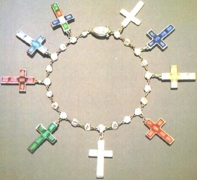 The Duchess of Windsor Cross Bracelet