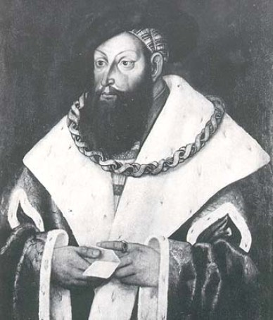 Duke George the Rich of Bavaria