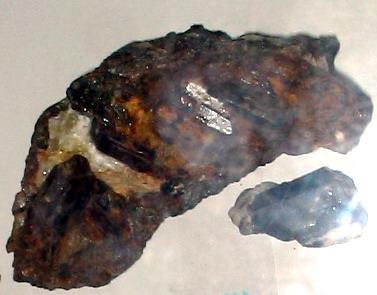 Dunilite Mineral Photo
