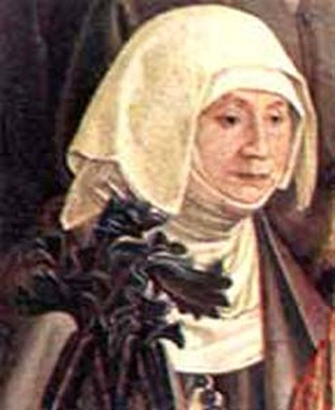 Eleanor of Aragon - wife and Queen consort of Edward, king of Portugal
