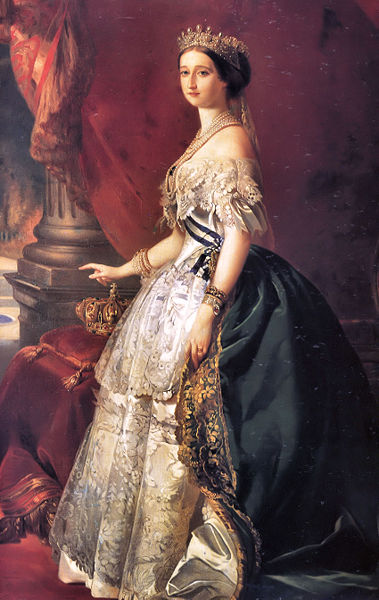 empress-eugenie-of-france-consort-of-napoleon-iii
