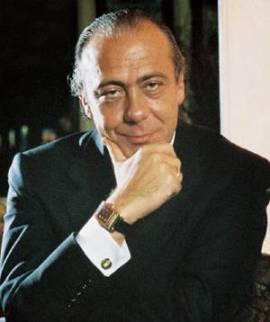 Fawaz Gruosi founder and president of de Grisogono, who popularized black diamond jewelry