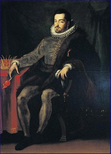 Ferdinando I de Medici - Grand Duke of Tuscany (1587-1609)