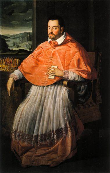 Fernando I Medice,the 3rd Grand Duke of Tuscany