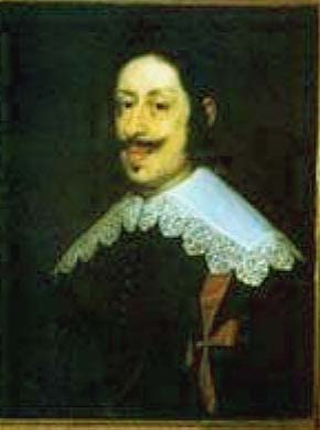 Fernando II Medici,the 5th Grand Duke of Tuscany
