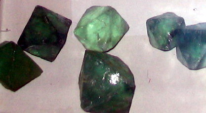 Fluorite Mineral Gallery Photos