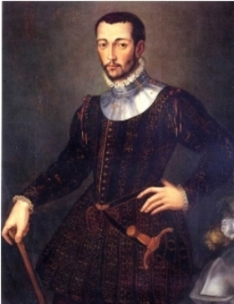 Francesco I de Medici - 2nd Grand Duke of Tuscany 1574-1587