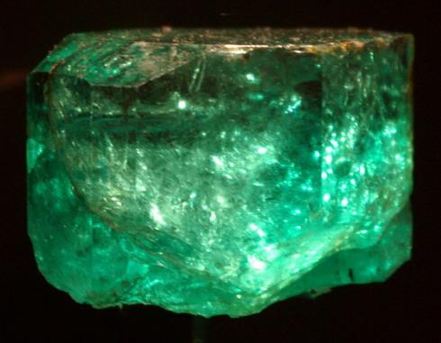 Gachala emerald crystal