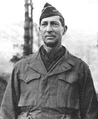 General Mark Wayne Clark ,youngest general of the US army