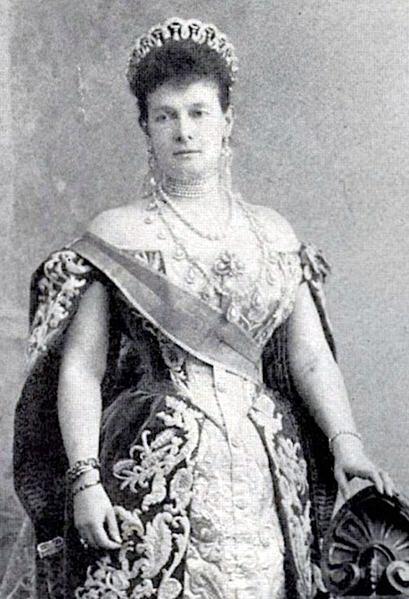 Grand Duchess Maria Vladimir Alexandrovich