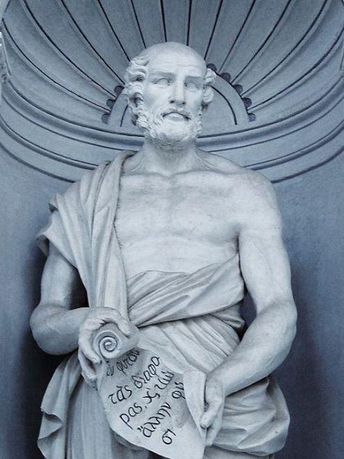 Greek Philosopher Theophrastus