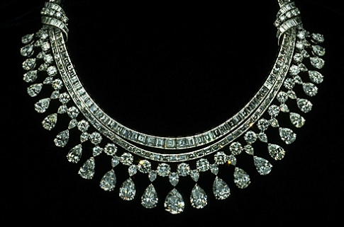 Hazen Diamond Necklace
