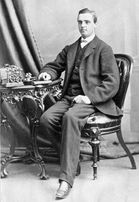Henry Birks, the founder of Birks and Sons