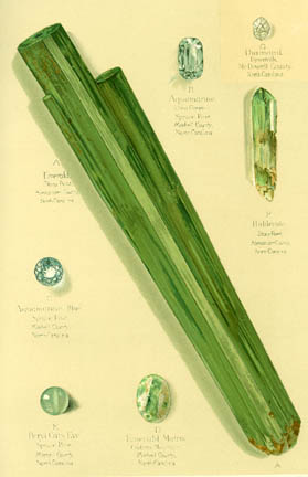 The Hidden Emerald Crystal 1276-carats