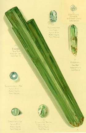 The Hidden Emerald Crystal 1276-carats