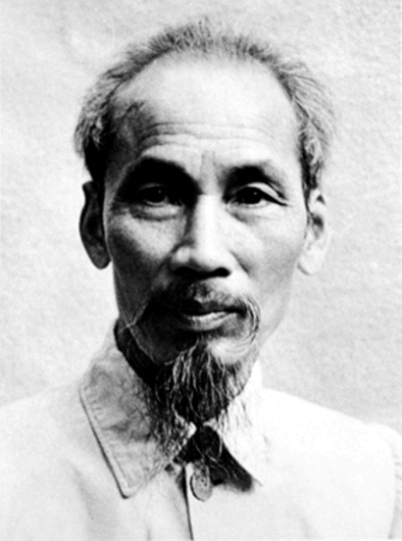 Ho Chi Minh - Marxist-Leninist Revolutionary and President of the Democratic Republic of Vietnam (1945-1969)