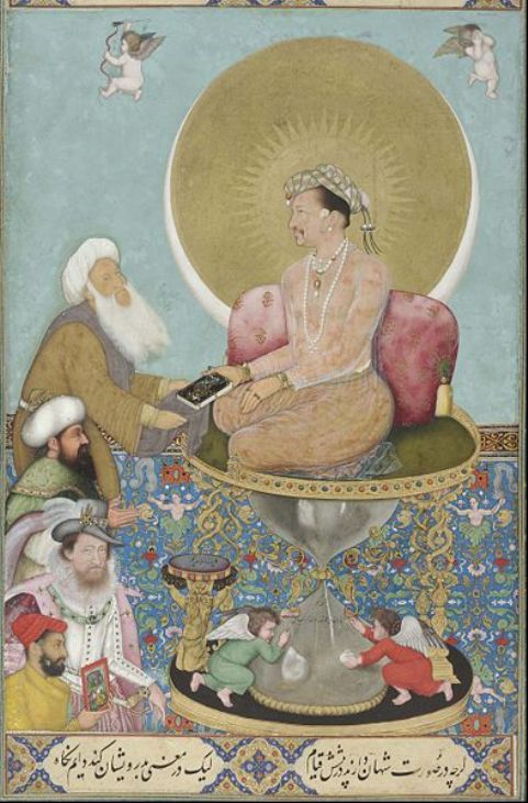 Jahangir Shah Mogul Emperor