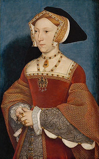 Jane Seymour - 3rd wife of Henry VIII