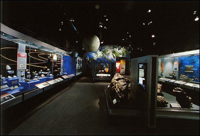 Janet Annenberg Hooker Hall of Geology, Gems & Minerals