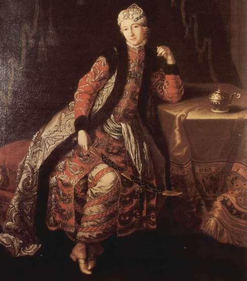 Young Jean-Baptiste Tavernier- Portrait by Nicolas de Largilliere