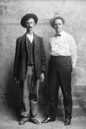 John Huddlestone, the original owner of the Prairie Creek land with Sam Reyburn who acquired the land subsequently