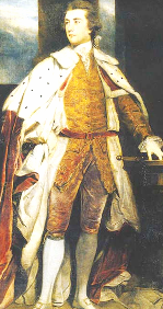 John Sackville 3rd Duke of Dorset, British Ambassador to France