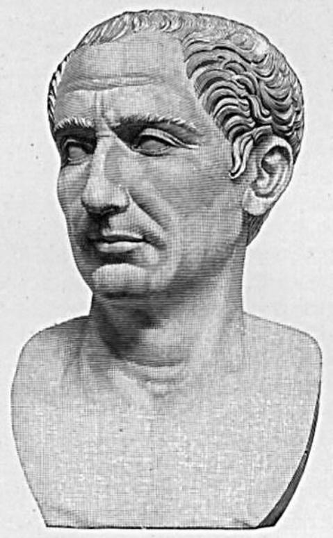 Gaius Julius Caesar (100-44 BCE)