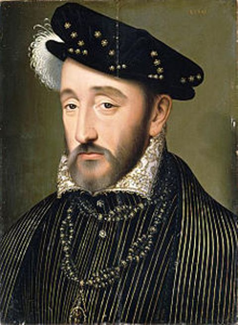 King Henry II of Fr