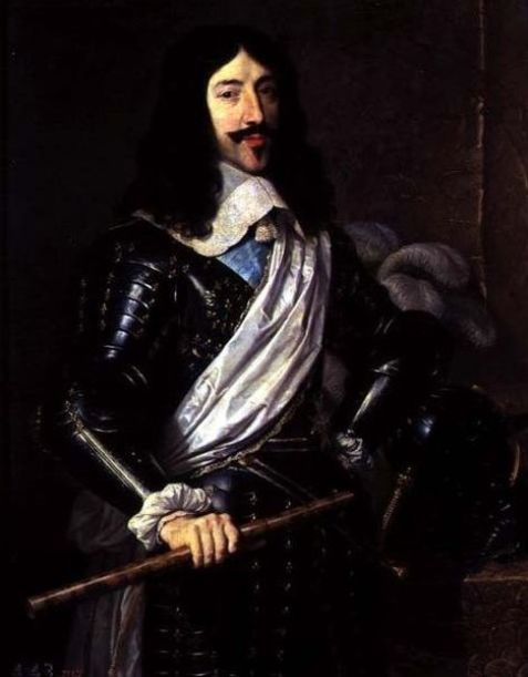 King Louis XIII of France