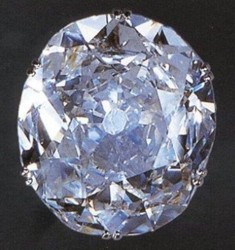 108.93-carat Oval-cut Koh-i-Noor Diamond