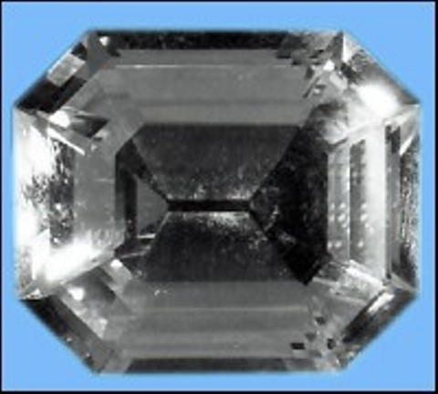 Photograph of Krupp Diamond from the FBI files