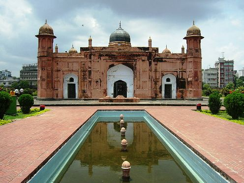 Lalbagh Fort Dhaka, built by Shaista Khan