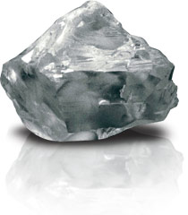 The Lesotho Brown Diamond