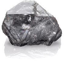 Lesotho Promise rough diamond