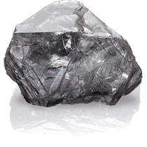 Lesotho Promise rough diamond