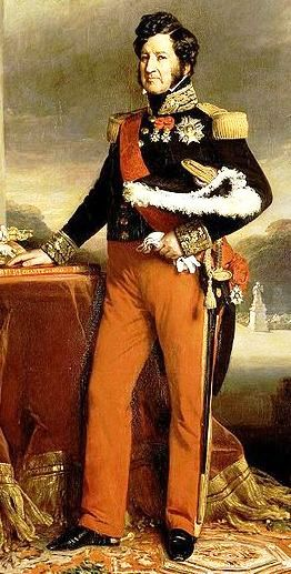 Louis Philippe- King of the French