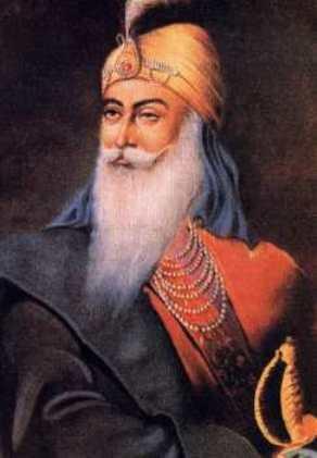 Maharajah Ranjeet Singh- the Lion of Punjab