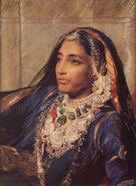 Maharani Jindan Kaur- Mother and Regent to Duleep Singh