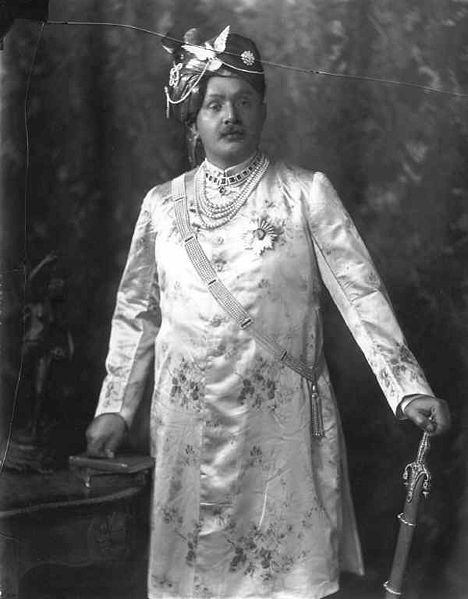 Maharajah of Nawanagar, Cricketing Legend