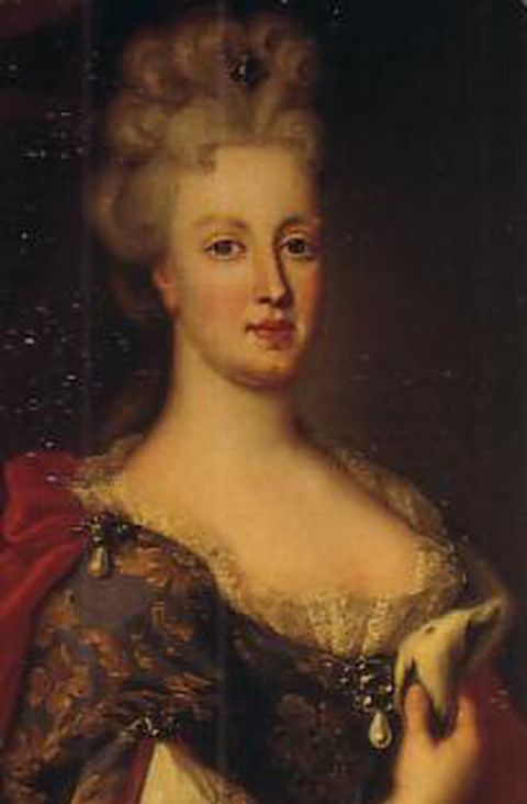 Maria Anna of Austria - Wife and Queen consort of John V, king of Portugal