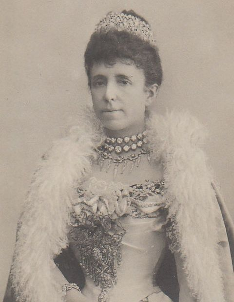 Maria Christina of Austria - Second wife and Queen consort of Alfonso XII, king of Spain from 1875 to 1885