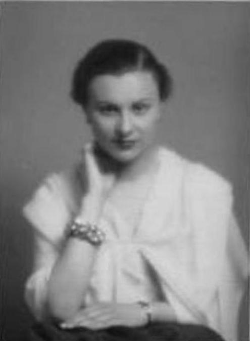 The Young Maria Girani Giovane