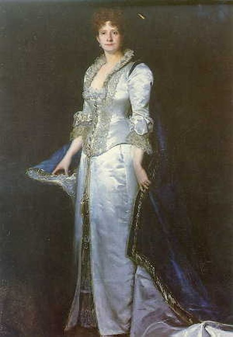 Maria Pia of Savoy - Wife and Queen consort of Luis I of Portugal