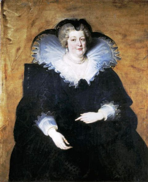 Marie de Medici- Queen consort of Henry IV of France