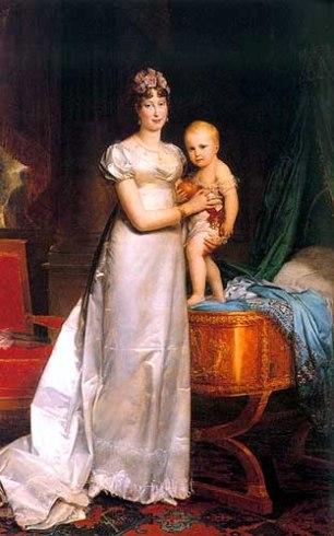 Marie Louise, Empress Consort of Napoleon Bonaparte