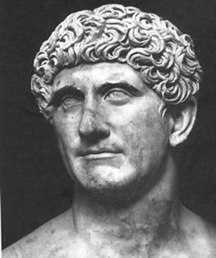 Sculpture of Mark Antony