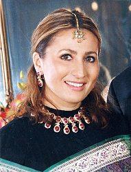 Mrs Meera Gandhi