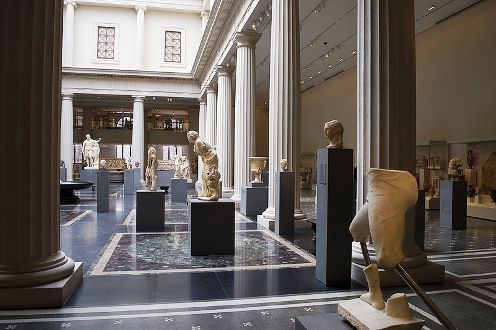 The New Roman Gallery, Metropolitan Museum of Art, New York
