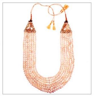 Nizam of Hyderabad Satlada Pearl Necklace