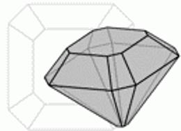 Old Single Cut Diamond